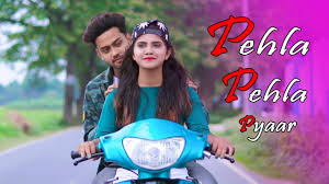 Pehli dafa ( Video Song) | Cute Love Story | Latest Hindi Video Song 2019 |  Ft. Suvo & Suparbaa - YouTube