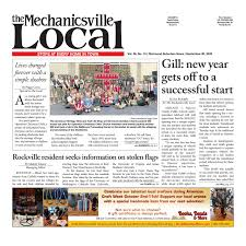 When the alluring francesca di porta takes on a mystery, she catches her man! The Mechanicsville Local 09 30 2020 By The Mechanicsville Local Issuu