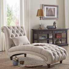 iNSPIRE Q Knightsbridge Tufted Oversized Chaise Lounge by Artisan -  Walmart.com