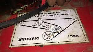 gravely zero turn belt diagram wiring diagram for you • gravely 50 mower deck belt install rh com gravely zero turn drive belt diagram gravely zero turn belt diagram