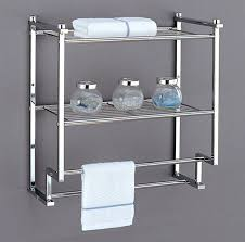 view in gallery wall mounted bathroom storage unit