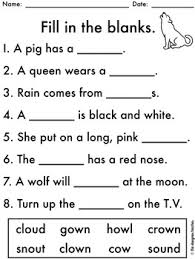 The worksheet is an assortment of 4 intriguing pursuits that will enhance your kid's knowledge and abilities. No Prep Ou Ow Worksheets Diphthongs Word Work By The Designer Teacher