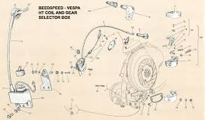 vespa part diagrams Vespa Px Wiring Loom Diagram side panel p125 x toolbox spare wheel · steering lock efl and bearings spare wheel · toolbox top tray t5 · wiring loom p2 Electric Scooter Wiring Diagrams