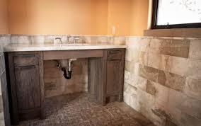 rustic pine bathroom vanities. Bath And Shower, Distressed White Vanity Rustic Bathroom Vanities With Tops Powder Room Pine