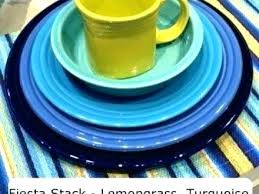 New Fiestaware Color Chart Prettier Discontinued Outlet