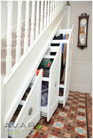stairs furniture. under stairs storage ideas gallery 13 north london uk avar furniture o