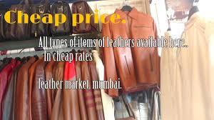 original leather jackets in s leather market mumbai you