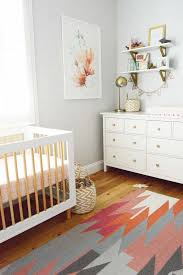 nursery with white furniture. 80 + Original And Stylish Suggestions For Creating The Perfect Nursery With White Furniture U