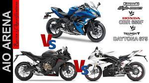 2018 honda 650. plain 2018 kawasaki ninja 650 2018 vs honda cbr 650f triumph daytona 675 to honda