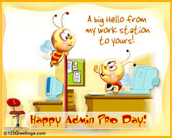 Administative Day For A Fun Admin Pro Free Happy Administrative Professionals Day