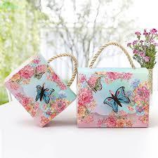 <b>AVEBIEN</b> Wedding Event Gift Bags Dessert Decoration Buerfly ...