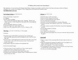 Apa Reference Page Example Best Of Bibliography In Apa Format Term