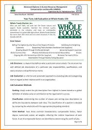 5 Whole Foods Jobs Application Artist Resume