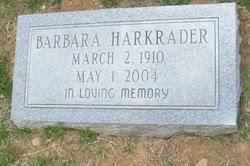 Barbara E Hilton Harkrader (1910-2004) - Find A Grave Memorial
