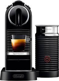 nespresso citiz milk espresso machine by delonghi multi en267bae best
