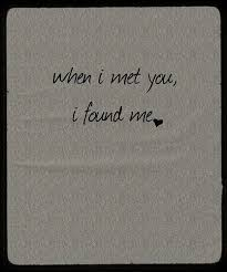 Love Found Me Quotes