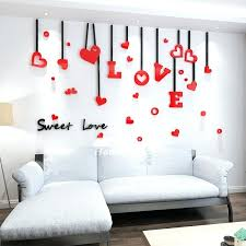 love wall decals love wall decals acrylic living room for s living room decorative gold love love wall decals