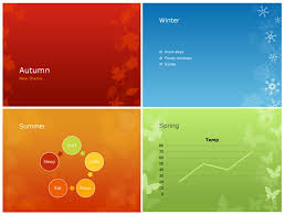 Temas Powerpoint Give Your Presentations A Seasonal Flair With Powerpoints