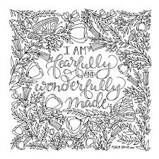 Everything Beautiful: A Coloring Book for Reflection and ...