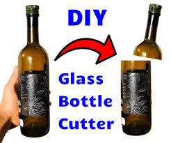 picture of how to make a glass bottle cutter diy wine bottle cutting tool