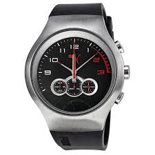 puma watches jomashop puma red zone chronograph black dial men s watch