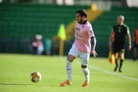 Il Palermo al lavoro in vista del Taranto - Calcio Rosanero