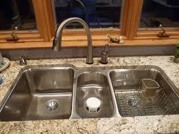 elkay eluh4020 ertone undermount stainless steel 40x20x9 triple kitchen sink