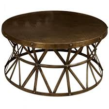 metal round coffee table give om revie