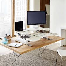 home office setup work home. A Home Office Setup With Varidesk Work T