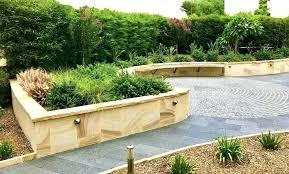 creative wooden garden path raised edging ideas