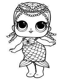 Printable coloring pages lol doll. Lol Coloring Pages Coloring Home