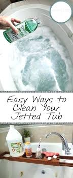 best way to clean a jetted tub easy ways your for someday when i have one