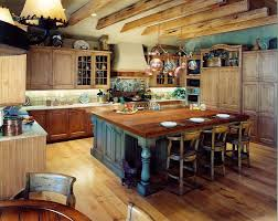 Tiled Kitchens Rustic Kitchen Backsplash Great Idea Of Rustic Kitchen Makeovers