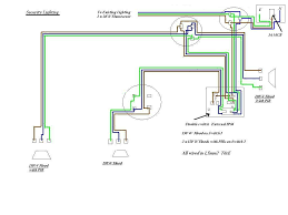 pir lamp wiring diagram pir image wiring diagram security light wiring diagram pir security discover your wiring