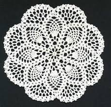 Oval Crochet Doily Patterns Free Interesting 48 Free Crochet Doily Patterns Crochet Pinterest Free Crochet