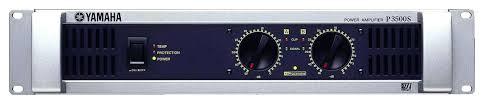 yamaha amplifier. p3500s yamaha amplifier i