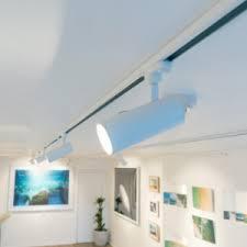 interior track lighting. Track Lighting For Art Galleries Interior