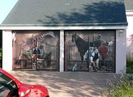 garage door muralsGarage Door Murals  Because You Can  Unfinished Man