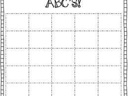 Abc Writing Chart Www Bedowntowndaytona Com