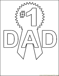Small Picture Fathers Day Coloring Pages Free Coloring Coloring Pages