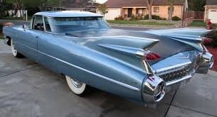 59 Cadillac Deville Pickup Truck Is Business In Front, Party In The ...