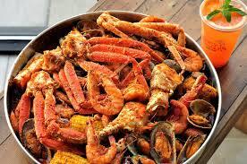 an asian cajun seafood boil a new west