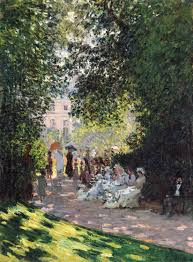 claude monet artist heilbrunn timeline of art history the the parc monceau