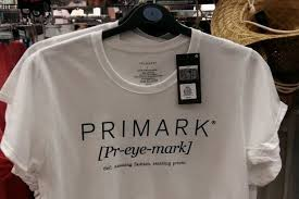 Primark T Shirt Size Chart Pr Ee Mark Or Pr Eye Mark Primark Now Selling T Shirts