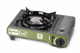 gas stove camping. Perfect Gas The Kampa Evo Portable Gas Stove Is Sold By Devon Outdoor And Camping  Kite Throughout E