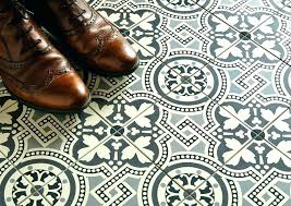 Patterned Vinyl Tiles Gorgeous Vinyl Flooring Patterned Patterned Vinyl Floor Tiles With Great