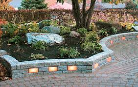 Small Picture Landscaping ideas with retaining walls