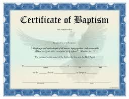 Free Printable Editable Certificates Best Free Download Baptism Certificate Templates Templatebyresume