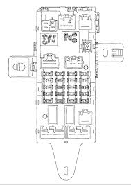 lexus rx400h fuse box diagram lexus wiring diagrams online