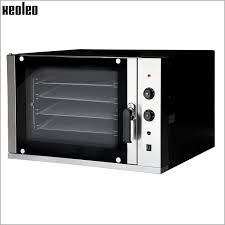 Xeoleo Electric Convection Oven Four Layer Baker Machine Commercial